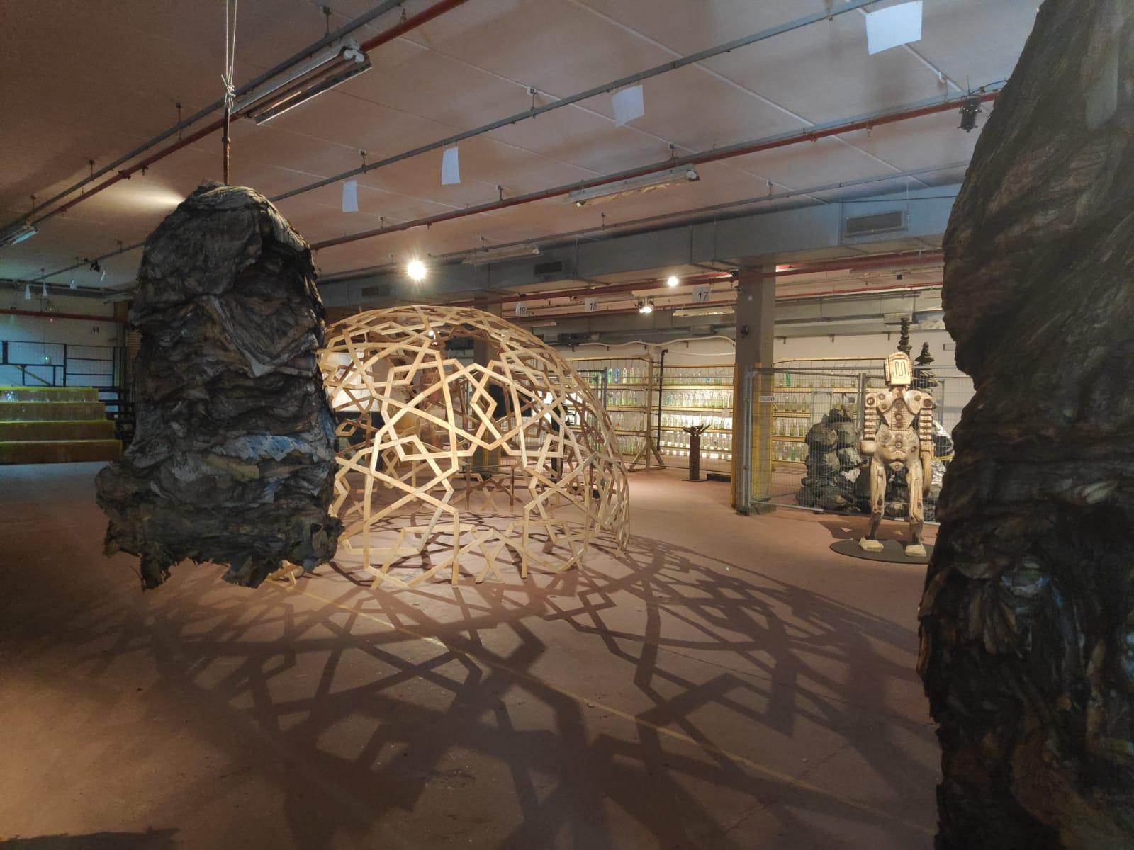 זומו מגיע לערד – המוזיאון הנודד