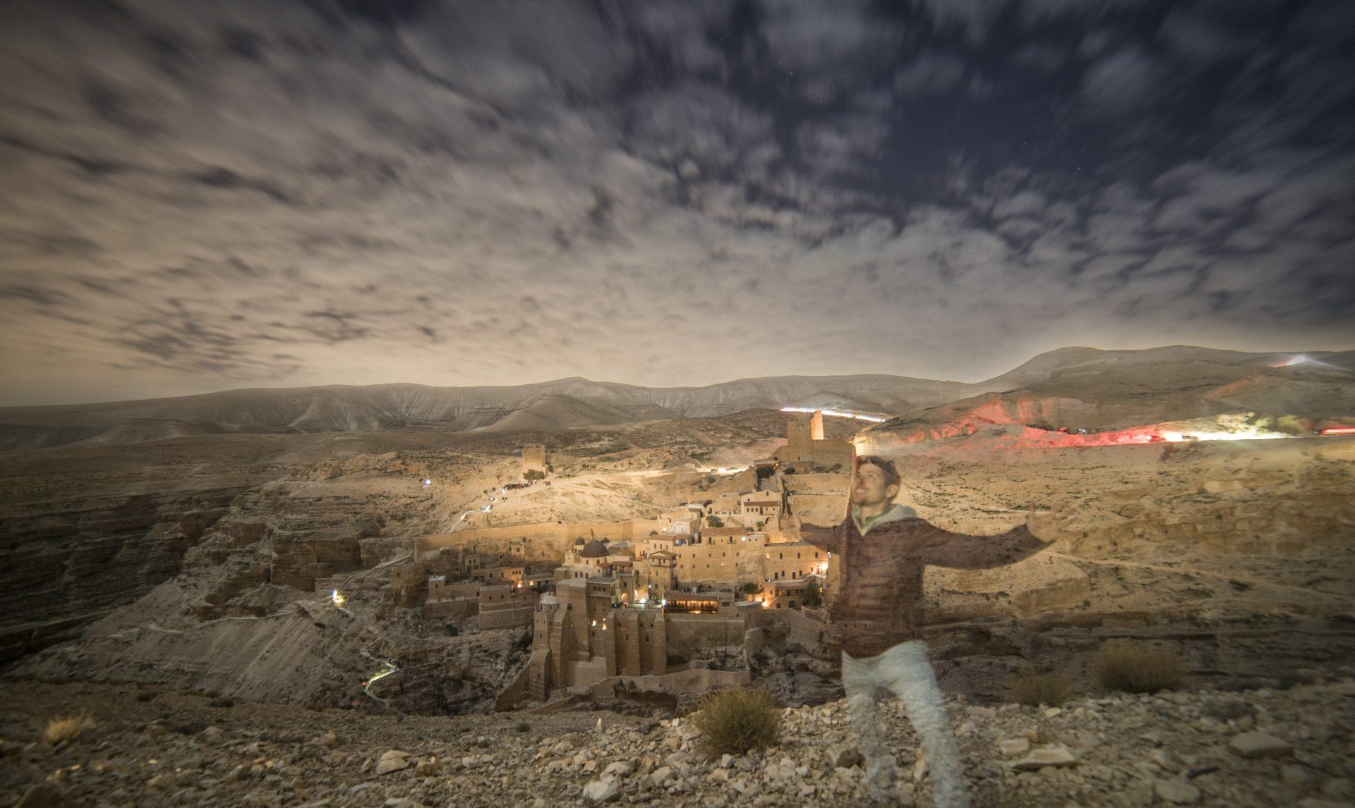 מה משותף למנזר במדבר יהודה, חג החגים בחיפה ושבוע ההתנדבות של רשות הטבע?