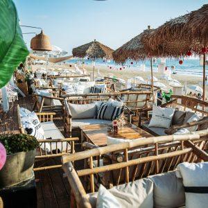 מסעדת גזיבו הרצליה על חוף הים