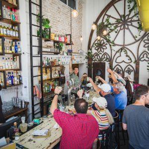 מרימים לחיים בטיול מאורגן בתל אביב לקבוצה
